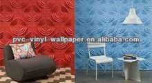 interior 3d wallpaper/ wallpaper uk/ wallpaper bangkok/ vinyl wallpaper for hotel decoration