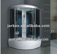 Toughened Glass Bathroom Shower Room Top Sanitary Ware