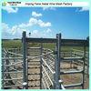 HDG Australia standard steel heavy duty cattle corral panels