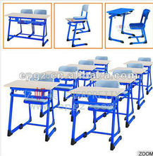 plastice tablet chair/school furniture, plastice school table, plastice school furniture desk and chair india