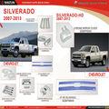 Artículos más vendidos del coche del cromo accesorios partes Chevrolet Silverado 2007 - 2013