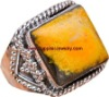 Boswana Agate Jewelry, Brown Gold Stone Jewelry, Bruno Jasper Jewelry