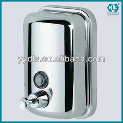 Lower price High quality Hand soap dispenser Automatic soap dispenser 500-1000ML High Quality SS Material,Manual soap dispenser