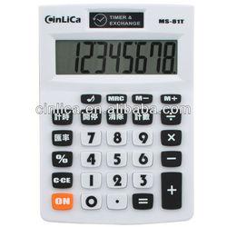MS-81T 8 digits calculator desktop calculator solar calculator