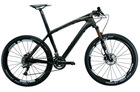 Complete carbon mtb bike for sale