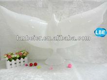 Biodegradable white Dove Balloons,fly sky wedding doves