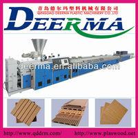 Wood Plastic making machine/machine for Wood Plastic profiles/Wood plastic manufacturers machine