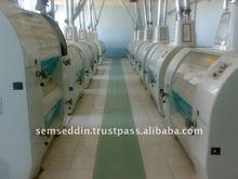 turkomak Wheat Flour Milling Plant & Flour Machinery