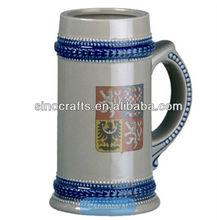 porcelain 18OZ custom beer steins