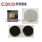 high performance neodymium pie sheet magnet to buy