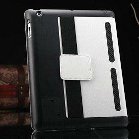 for ipad 2 case, fashion pu leather case for apple ipad 2