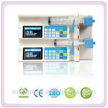MASP500III Double-channels medical syringe pumps
