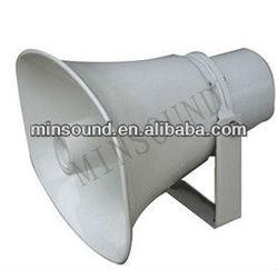 YH300T 30W 8ohm ABS Outdoor Waterproof Horn Speaker