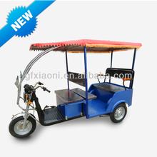battery powered 2015 hot selling India auto rickshaw 3 wheel