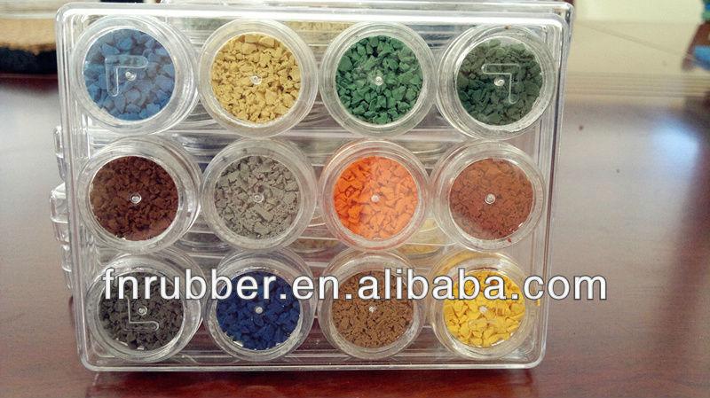 Environmental Protection Polyurethane Adhesive for Rubber Tiles
