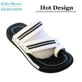 Menino ' s de moda sandálias, Crianças sandálias de