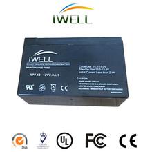 Rechargeable Sealed 12v 7ah Lead Acid Battery for UPS