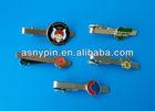 different designed tie clips/fashion metal tie bar clip/custom tie clip China