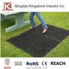 heavy duty and non-slip playground rubber matting