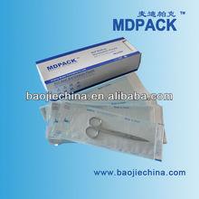 Dental Dressing Supplies Medical Transparent Dental Sterilization Pouch