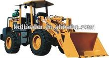 ZL-20B Wheel Loader Lengthen Hydraulic Four Wheel Drive