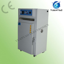 LCD touch screen lab heating and drying oven
