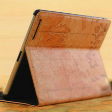 for apple ipad cover, pu leather case cover for ipad 2