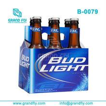Hot Sale Beverage Bottle Corrugated Carrier