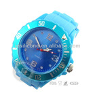 Ultra thin silicone jelly watches ,cheap wholesale kids slap watches silicone