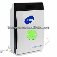 Actived Carbon Air Deodorizer with Ozone.ionizer.UV.HEPA ,Remote control