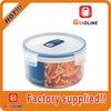Preserving Food Storage Container transparent plastic contain