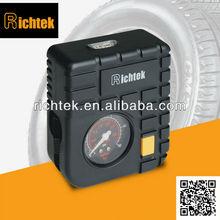 Dongguan Richtek OPP series 12V air compressor/mini air compressor/portable car air compressor RCP-C43L