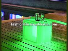 2013 Hot Sales Garden Lighting LED Furniture Light/LED cube/table