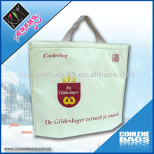 2013 HOT SALE insulated cooler bag with velcro closure