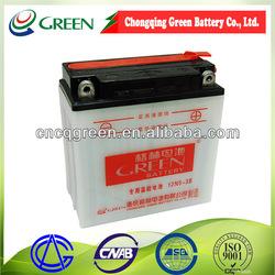 12v green battery power motorcycle,12v 5ah china motorcycle battery