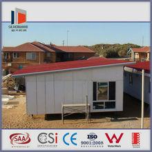 light frame easy assembly economic modular steel cabin