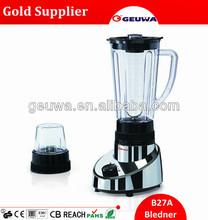 Geuwa cozinha elétrica cozinhar liquidificador com 2 velocidade mudar rotativo B27A para venda