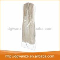 2015 wholesale custom printed wedding dress garment suit bag
