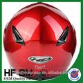 Ligero casco de la motocicleta, diseño de moda casco conjunto con calidad estupenda y precio razonable