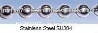 Stainless steel SUS304 ball chain JAPAN bathroom accessory