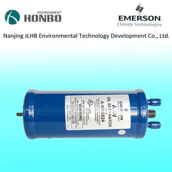 Emerson A-W/A-F refrigerant oil separator