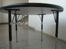Adjustable height folding table legs for kindergarten ,kindergarten table leg brackets