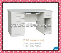 Hot sale environmental cheap computer desk table