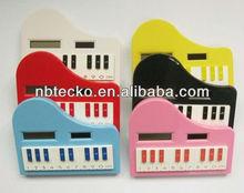 Plastic piano shape calculator