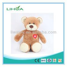 Plush nurse bear toy