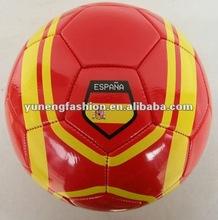 Size 4 football, rubber foot ball