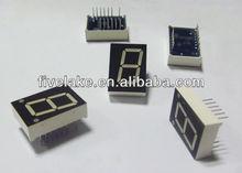 0.8 inch 7 segment led display,7 segment led display