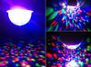 COOL NEW RGB Full Color stage light Decorative LED rotating Lamp