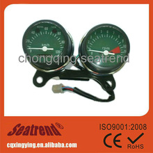 ABS mechanical 12v CG125 motorcycle rpm hour meter