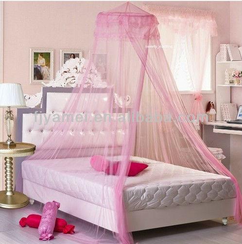 rosa m dchen bett baldachin f r bett moskitonetz produkt id 1222183780. Black Bedroom Furniture Sets. Home Design Ideas